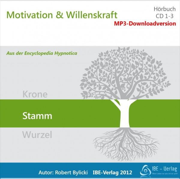 Motivation & Willenskraft (Einzelthema) MP3-Downloadversion