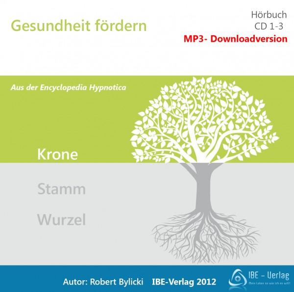 Gesundheit fördern (Lebensbaumpaket) MP3-Downloadversion
